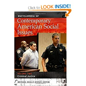 Encyclopedia of Contemporary American Social  - Michael Shally-Jensen