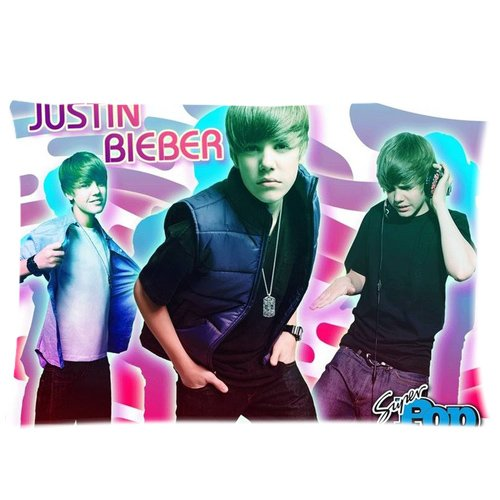 Justin Bieber Pillow Cases front-1057633
