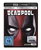 DVD & Blu-ray - Deadpool  (+ 4K Ultra-HD-Blu-ray)