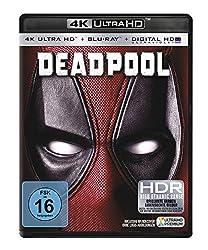 Deadpool  (+ 4K Ultra-HD-Blu-ray)