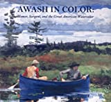 img - for Awash in Color: American Watercolors in the Museum of Fine Arts, Boston book / textbook / text book