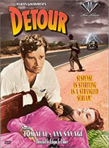 Detour [DVD] [1945] [Region 1] [US Import] [NTSC]