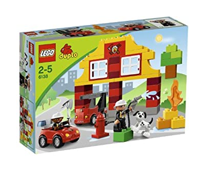 Lego Duplo 6138 - Meine erste Feuerwehrstation