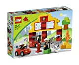 LEGO DUPLO 6138: My First Fire Station