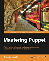 Mastering Puppet Front Cover