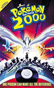 Pokémon: the Movie 2000 [Import]