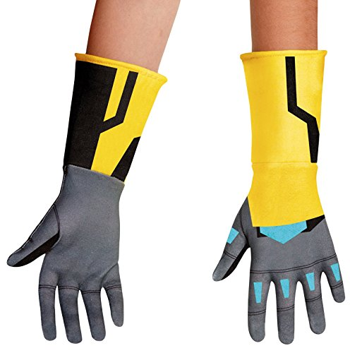 Transformers Robots in Disguise: Bumblebee Animated Gloves For Kids