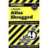 CliffsNotes on Rand's Atlas Shrugged (Cliffsnotes Literature Guides) ~ Andrew Bernstein