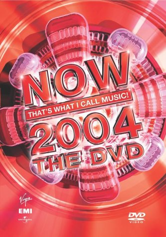 Various Artists - Now! That's What I Call Music 2004 the DVD