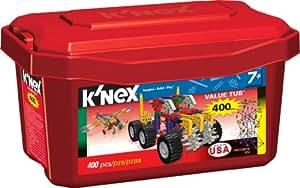 Knex Value Tub 400 pieces