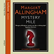 The Mystery Mile | [Margery Allingham]
