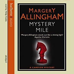 The Mystery Mile Audiobook