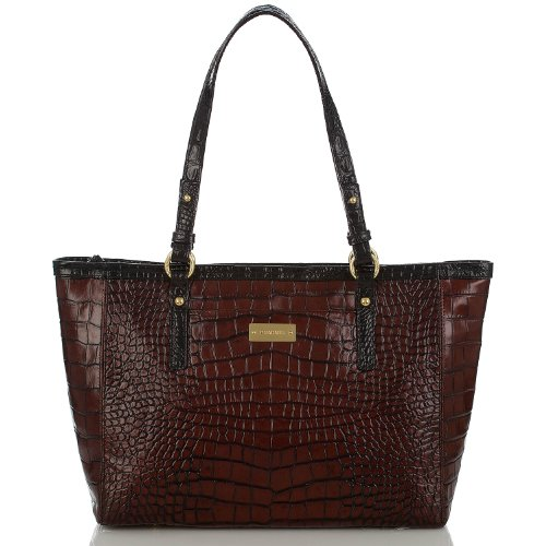 Medium Arno Tote<br>Sienna Brick
