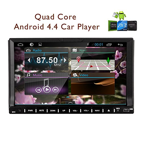Best Price 7 inch Touch Screen Capacitive screen PUPUG 2 Din