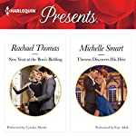 New Year at the Boss' Bidding & Theseus Discovers His Heir | Rachael Thomas,Michelle Smart