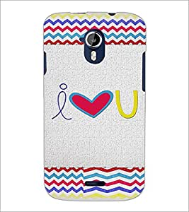 PrintDhaba Quote D-4825 Back Case Cover for MICROMAX A116 CANVAS HD (Multi-Coloured)