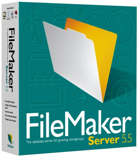 FileMaker 5.5/6.0 Server Upgrade