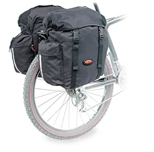Delta Expedition Bicycle Panniers (1 Pair)
