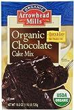 Arrowhead Mills Organic Chocolate Cake Mix, 18.6 Ounce