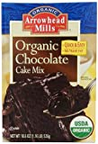 Arrowhead Mills Organic Chocolate Cake Mix, 18.6 Ounce