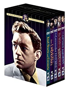 The Alec Guinness Collection (Kind Hearts and Coronets / The Lavender Hill Mob / The Ladykillers / The Man in the White Suit / The Captain's Paradise)