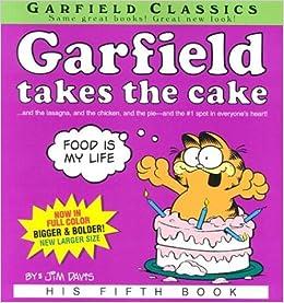 Garfield Takes the Cake: Jim Davis: 9780345449788: Amazon.com: Books