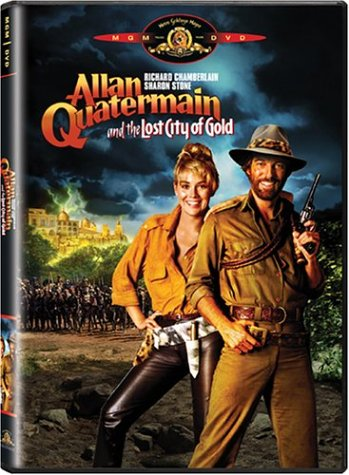 Allan Quatermain & The Lost City of Gold [DVD] [Region 1] [US Import] [NTSC]