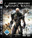 PS3 Enemy Territory - Quake Wars (German version)