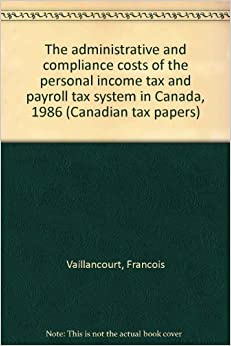 taxation in canada essay This week, a joint cbc/radio-canada and toronto star investigation of the panama papers revealed canada has emerged as an unlikely tax haven because of its twin.
