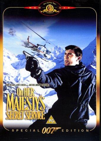 James Bond - On Her Majesty's Secret Service [UK Import]