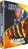 echange, troc Minority Report / La Planète des singes 2001 - Bipack 2 DVD