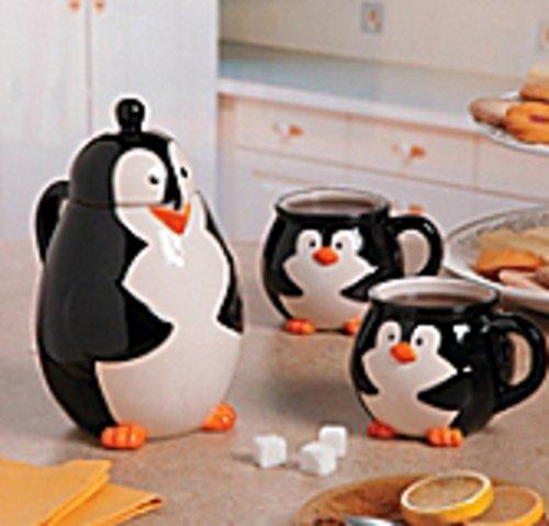 Penguin Teapot & Cup Tea Set – Serveware