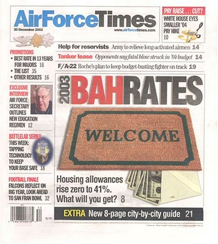 Best Price for Air Force Times Magazine Subscription