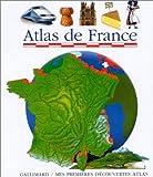 echange, troc Collectif - Atlas de France