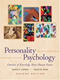 Personality Psychology, Domains of Knowledge About Human Nature - 2nd edition [Import] [Hardcover] (0072920491) by Davd M.Buss (Author)
