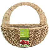 Gardman 16-inch Banana Braid Wall Basket