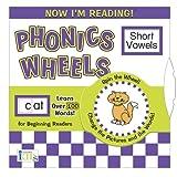 Now I'm Reading!: Phonics Wheels - Short Vowels (Now I'm Reading!: Level 1) (1584763094) by Gaydos, Nora
