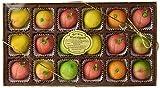 Bergen Marzipan - Assorted Fruit Shapes (18pcs.) by Bergen Marzipan [Foods]
