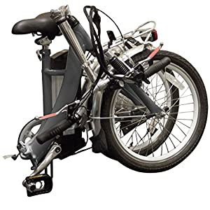 Sportliches Alu-Elektro-Faltrad, 20 Zoll, 6-Gang, 21 kg