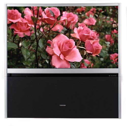 Toshiba 51H84 51-Inch HD-Ready Rear-Projection TV with HDMI Input