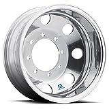 """Ford Alcoa 16"""" x 6"""" E350/E450 Polished Rear Aluminum Wheel (160282)"""