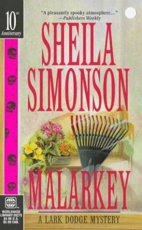 Malarkey (Wwl Mystery , No 275), Sheila Simonson
