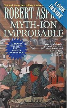 Myth-ion Improbable - Robert Asprin