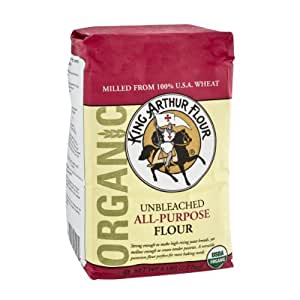 Amazon.com : King Arthur Flour 100% Organic Unbleached All