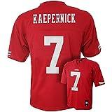 Colin Kaepernick San Francisco 49ers #7 NFL Toddler Mid-tier Team Jersey Red