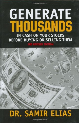 Title: Generate Thousands in Cash on your Stocks Before B
