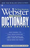 The New American Webster Handy College Dictionary: New Third Edition