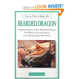 Bearded Dragon  - Tom Mazorlig