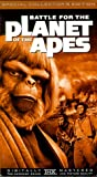 Battle for the Planet of the Apes [VHS]