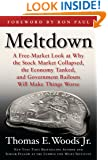 Meltdown: A Free-Market Look at Why the Stock Market Collapsed, the Economy Tanked, and the Government Bailout